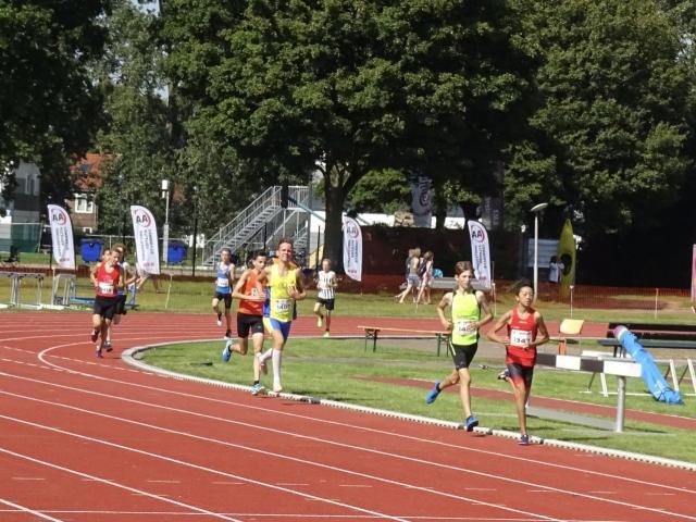 Prima prestaties op eerste dag officieus NK C-junioren