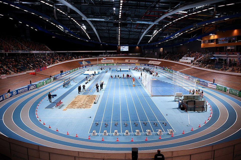 PR's en podiumplaatsen bij AV PEC Indoor