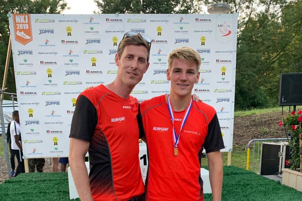 NKJ Dag 1: Nederlands kampioen Robin Boersma en twee keer zilver