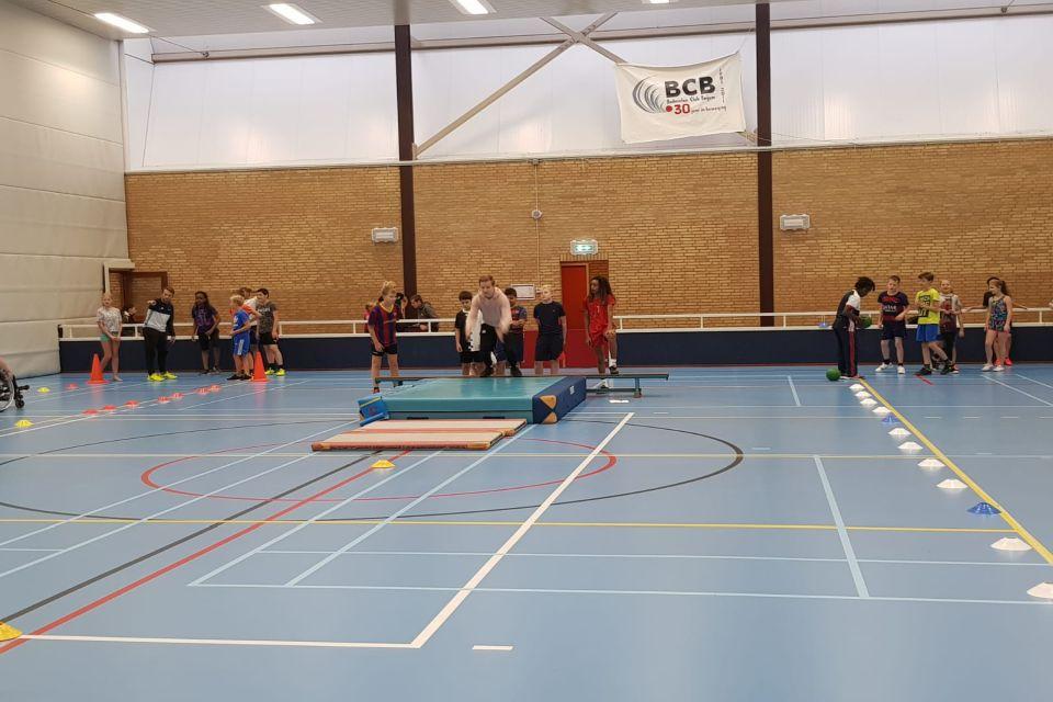Clinics voor basisscholen Groningen groot succes