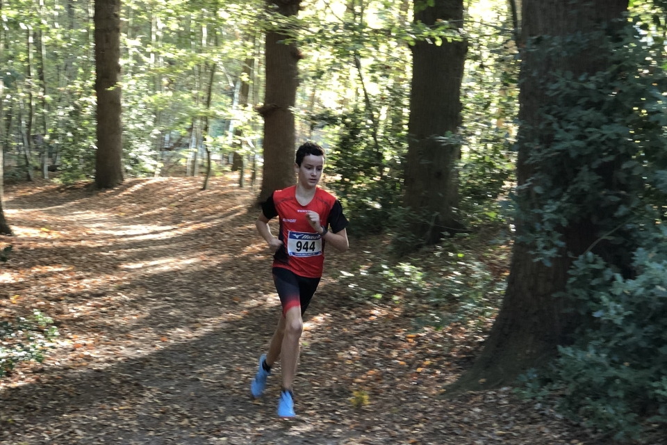 Woutersbergje Cross 2018