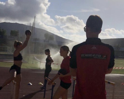 Trainingsstage Tenerife