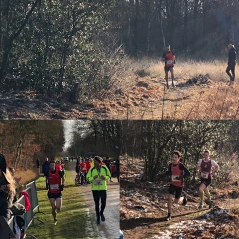 Arnoud Magnin Wintercross - Zuidlaren (03-02-2019)