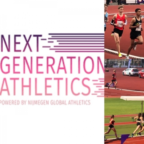Next Generation Athletics - Nijmegen (15-06-2019)